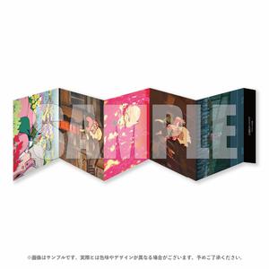 FC限定【予約商品】るるちゃんグッズ ジャバラポストカード〈5枚綴り〉